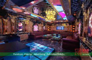 Thiết kế thi công nội thất Karaoke